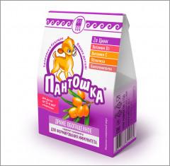 Пантошка с цинком (Zn) и витамином D3